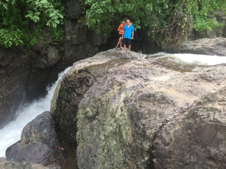 at kokam water fall